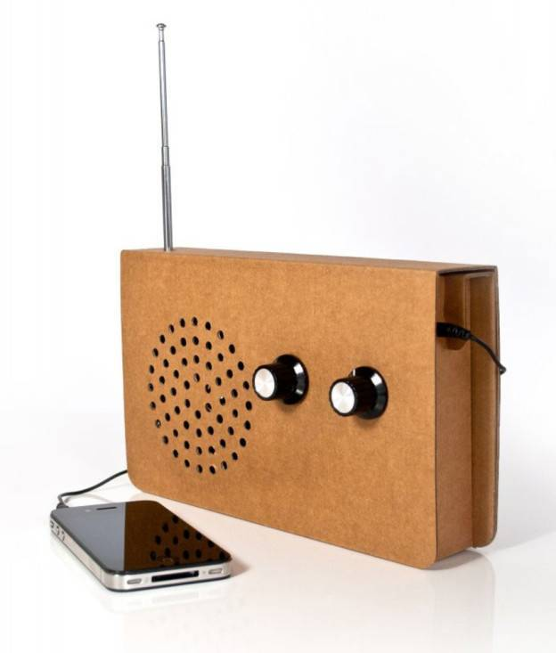 Radio de Chris McNicholl.