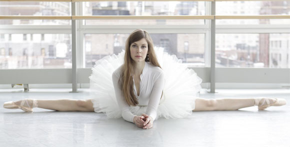 Mary Helen Bowers et sa marque Ballet Beautiful.