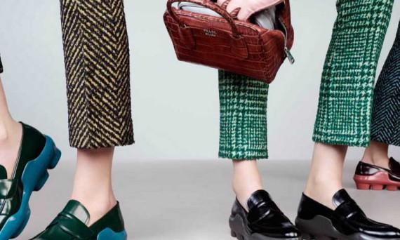 Mode luxe Prada