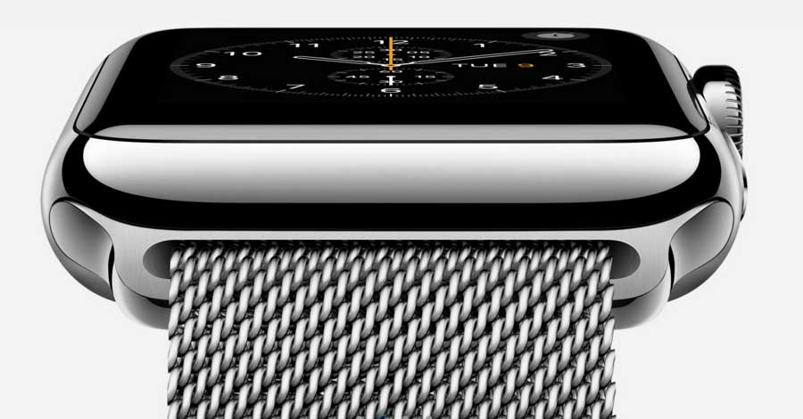 tendances luxe design apple watch