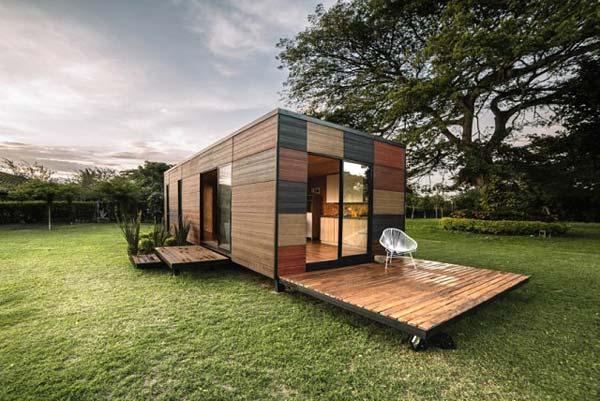 design Maison en kit Colectivo Creativo
