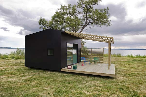 Design maison en kit Mini House