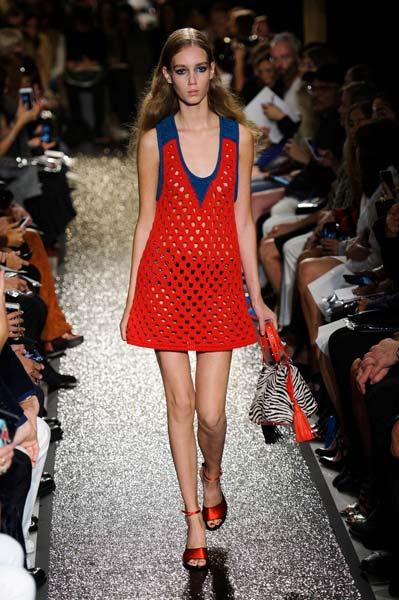mode tendances fashionalisme Sonia Rykiel.