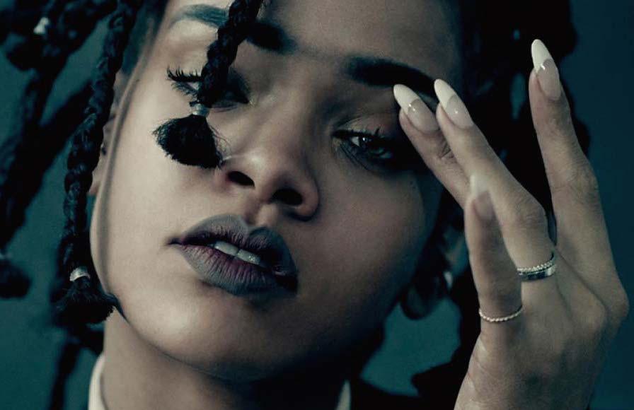 Weak power Rihanna