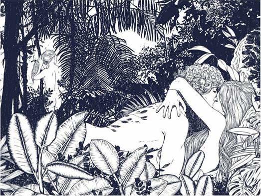tendances dessin Delphine Cauly.