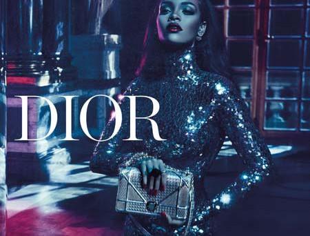 Tendances mode Rihanna pour Dior