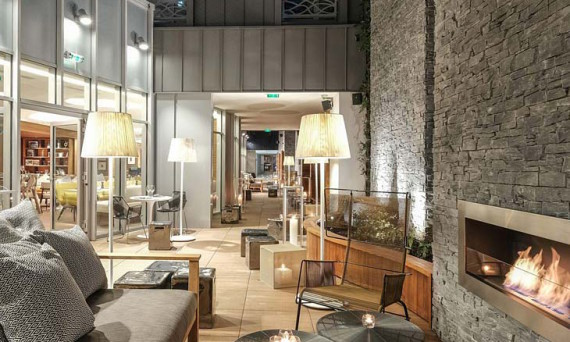 Tendances luxe hôtel Renaissance