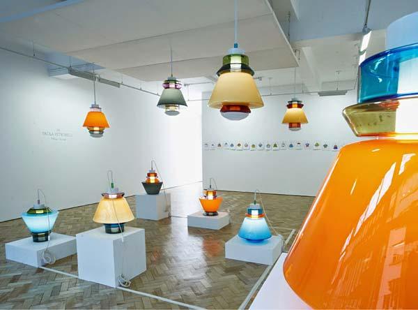 design art lampes Paola Petrobelli.