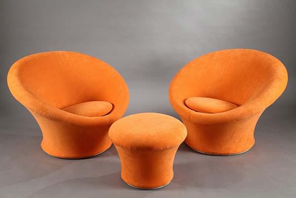 Design Paulin Mushroom