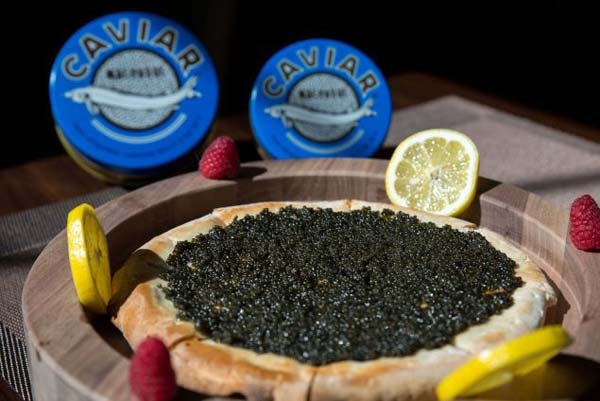 tendances luxe Olma Caviar
