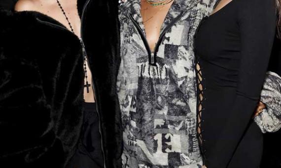 tendances mode Hadid et Rihanna