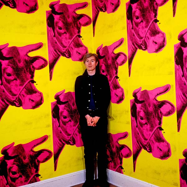 Tendance culture Warhol