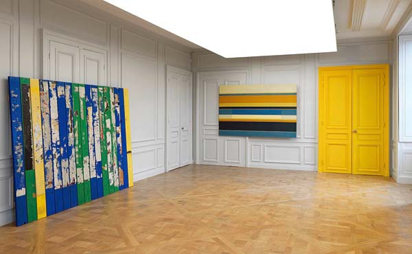 Culture tendance Bertrand Lavier