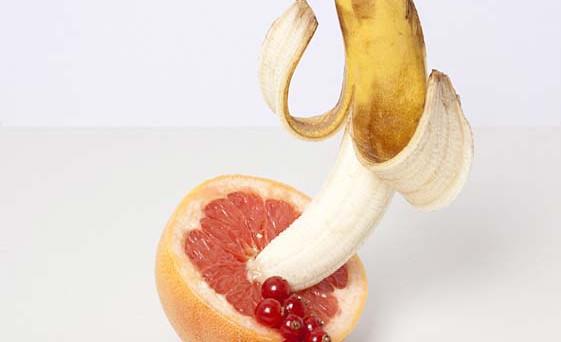 Tendance culture Lauren Hillebrandt fruit porn