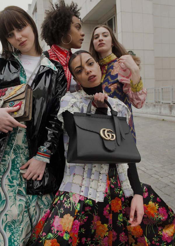 Tendance Gucci Gang i-D