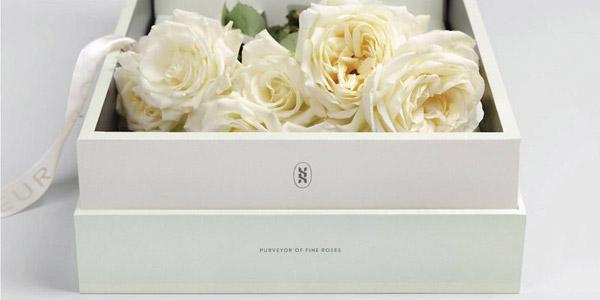 Tendance packaging Roseur Fine Roses