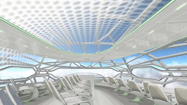 Tendances futur espace avant