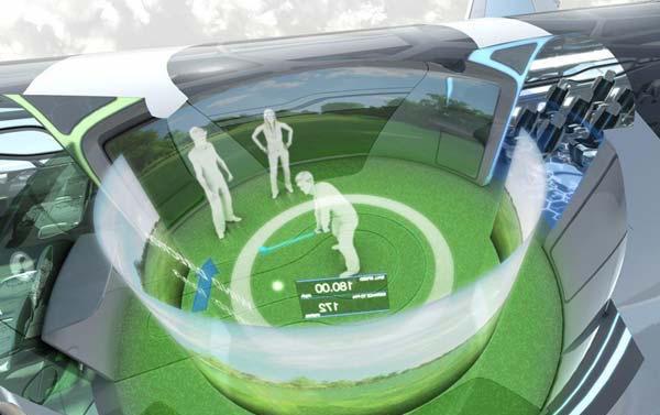 Tendances futur golf