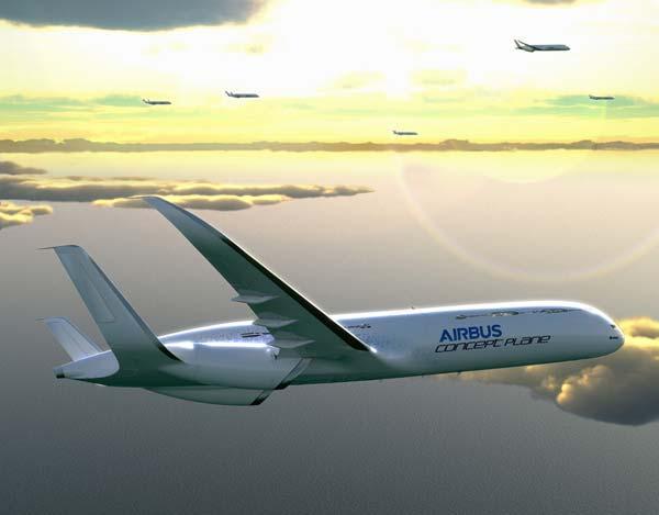Tendances futur Airbus