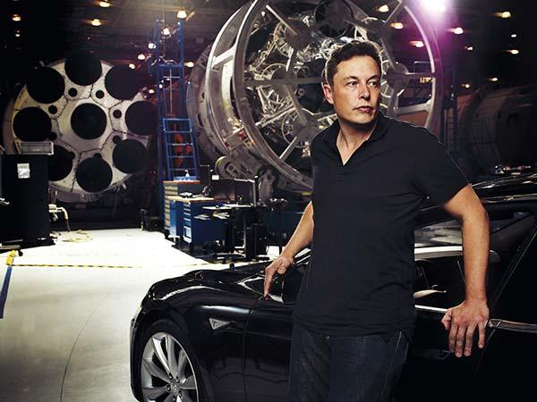 Luxe design Elon Musk