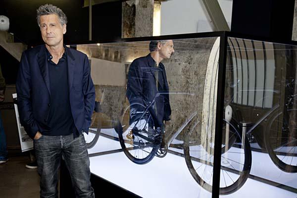 luxe design vélo Simoncini