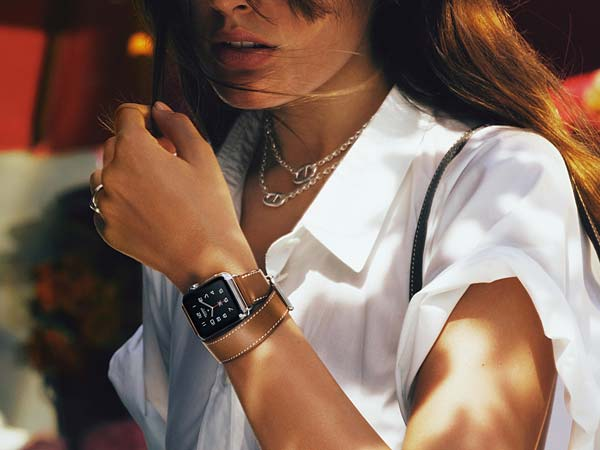 tendance luxe Henrys Apple Watch-Hermès.