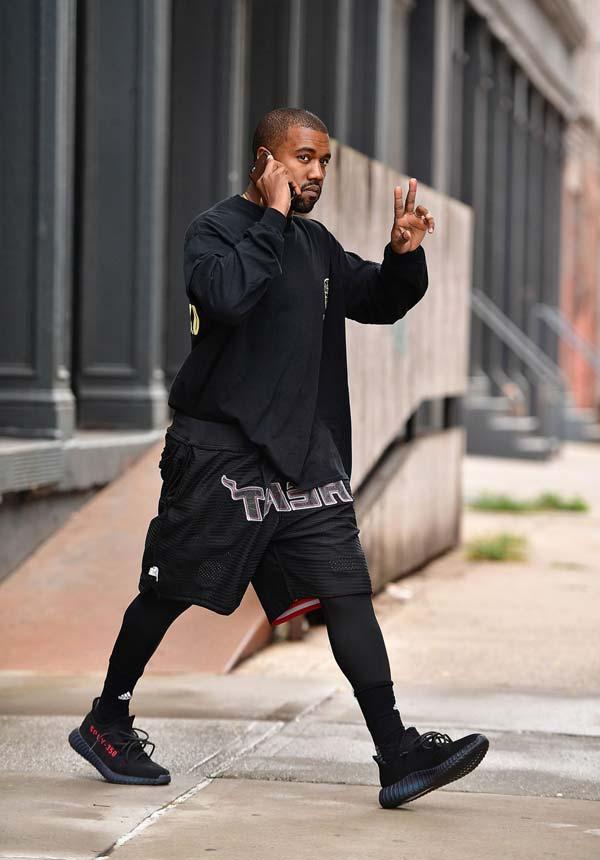 Tendance mode Yeezy Adidas