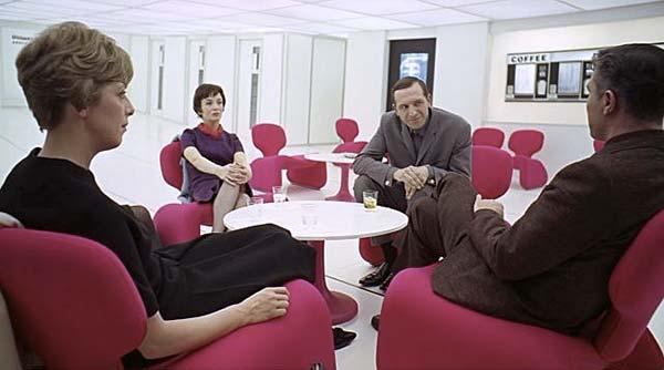 tendance design verre Stanley Kubrick
