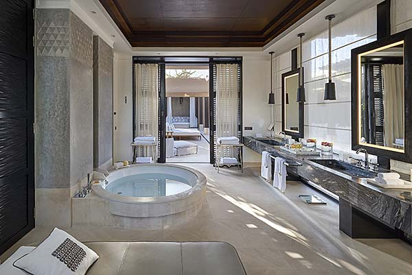 hotel luxe marrakech mandarin oriental