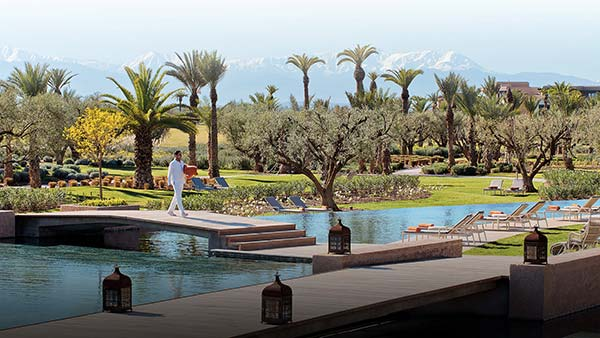 hotel luxe marrakech royal palm