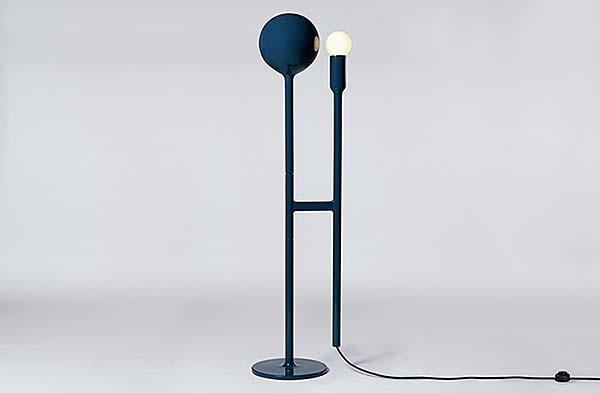 tendance design luminaire pierre Charpin