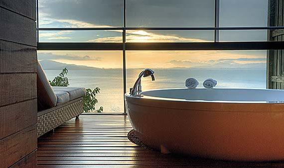 Tendance luxe salle de bains