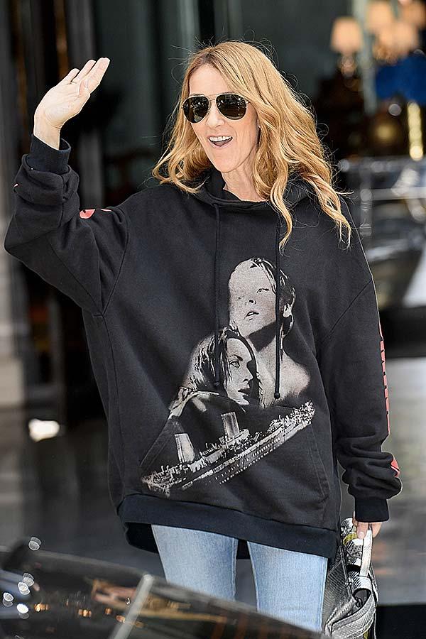 tendance mode ringardo-cool Céline Dion