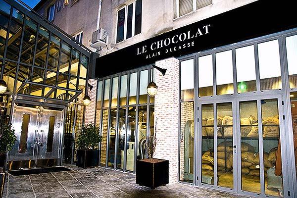 Luxe tendance chocolat Ducasse