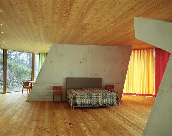 Tendance design maisons d'artistes Thomas Schütte