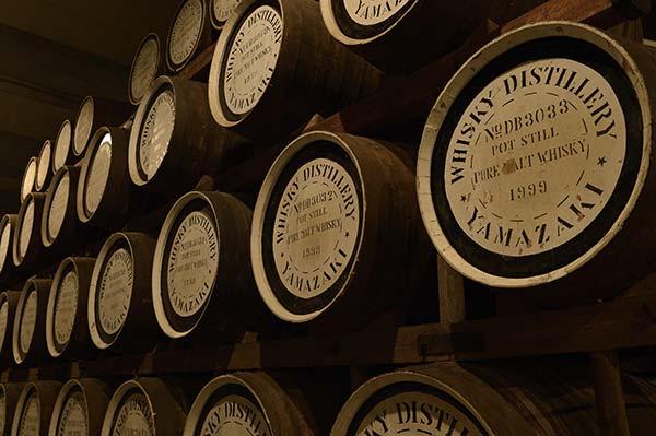 Tendance luxe whisky Yamazaki