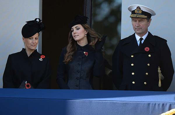 tendance mode lady di kate middleton