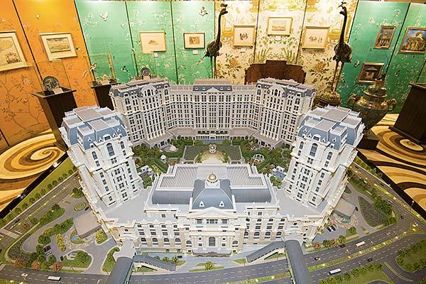 tendance luxe hôtel Lagerfeld