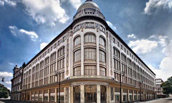 Tendance luxe mexique palacio de hierro