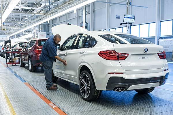 Tendance luxe mexique BMW