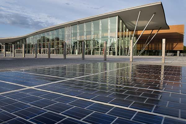 tendances futurs route solaire Vendée