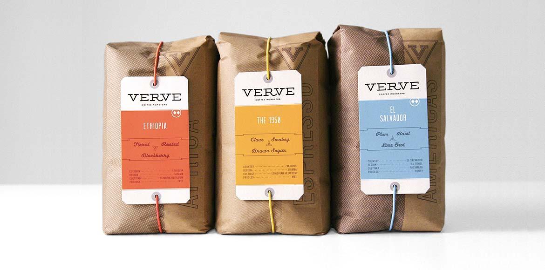 tendance luxe café Verve Coffee