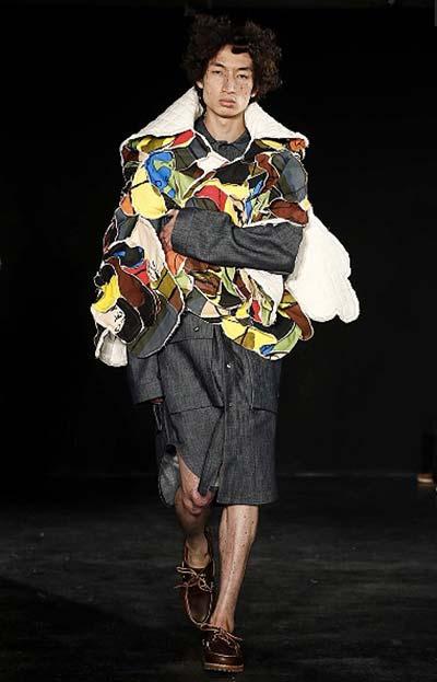 tendance mode tapis Alex Mullins