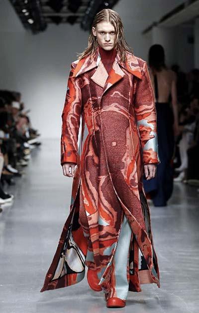 tendance mode tapis Simon Lee