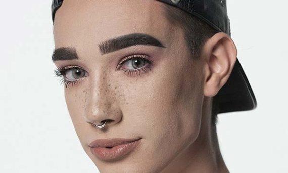 tendances beauté maquillage hommes james charles
