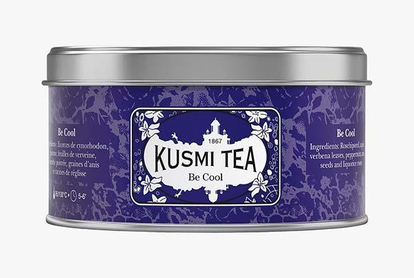 tendances cosmétique beauthé kusmi tea