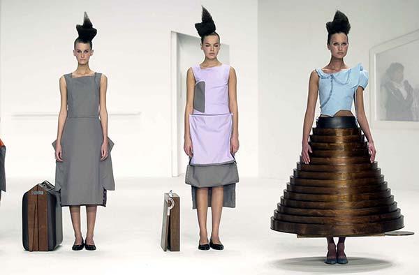 tendances design nomade Hussein Chalayan