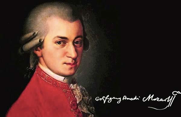 Tendances idées retour de l'objet CD Mozart
