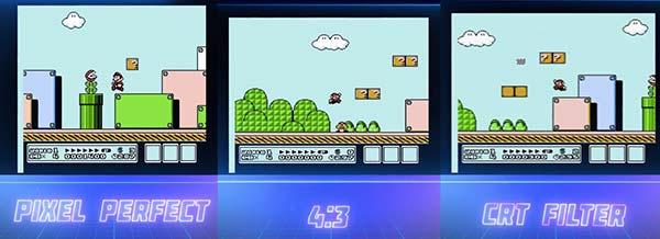 Tendances idées retour de l'objet NES Nintendo