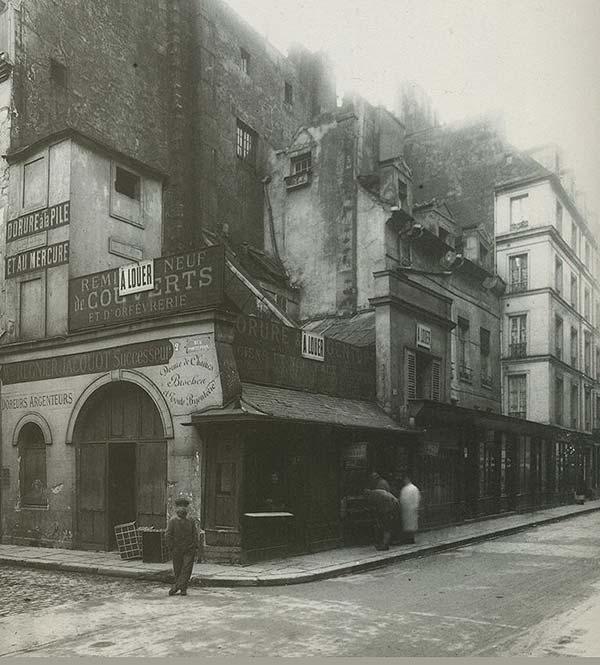 Tendances luxe rue des archives vintage